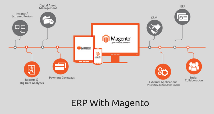ERP With Magento